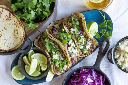 Slow-Cooked Smoky Beef Tacos | Tasty Kitchen: A Happy ...