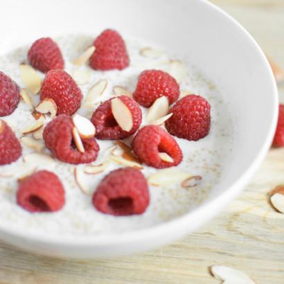 Raspberry Vanilla Almond Breakfast Quinoa | Tasty Kitchen: A Happy ...