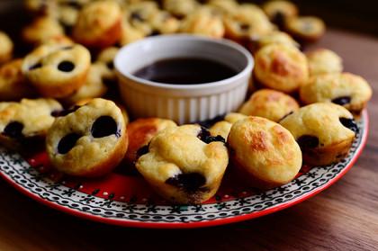 Pancake mini muffins the pioneer woman pancake mini muffins ccuart Image collections