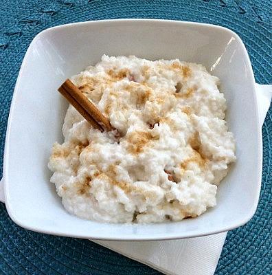 Coconut Milk Rice Pudding | Tasty Kitchen: A Happy Recipe Community!