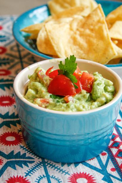 Secret Chunky Guacamole Recipe Tasty Kitchen A Happy