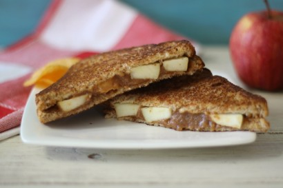 Peanut Butter and Apple Sandwich | Tasty Kitchen: A Happy Recipe ...