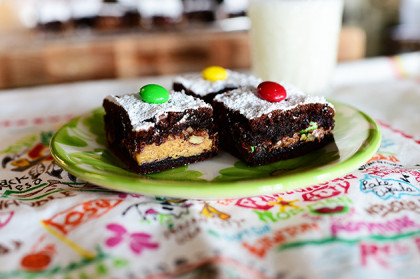 Crazy brownies the pioneer woman crazy brownies forumfinder Choice Image