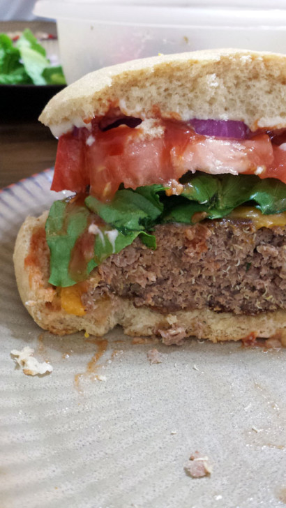 how to make homemade burger patties with ground beef