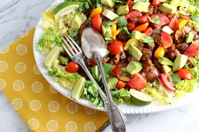 Crazy-Good Smashed Potato Salad | Tasty Kitchen: A Happy Recipe ...