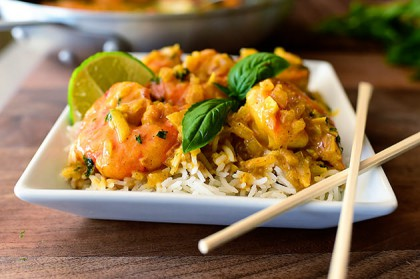 Coconut Curry Shrimp   The Pioneer Woman