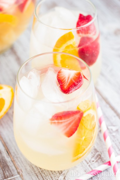 Fruity Pineapple Sangria | Tasty Kitchen: A Happy Recipe Community!