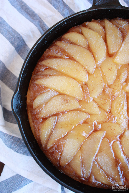 Pear Upside Down Cake | Tasty Kitchen: A Happy Recipe Community!