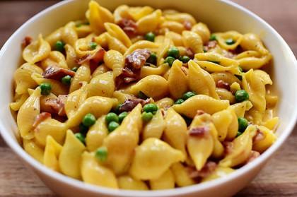 Recipes with mini shell pasta