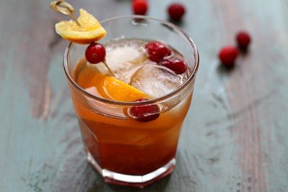 Cranberry Old-Fashioned Cocktail | Tasty Kitchen: A Happy Recipe ...