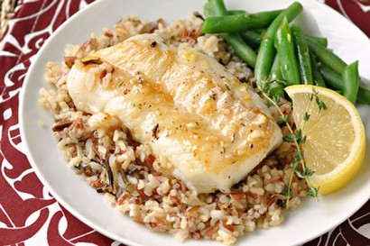 Lemon Thyme Pan Seared Cod Tasty Kitchen A Happy Recipe Community