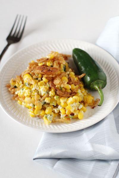 Green Chile Corn Casserole Tasty Kitchen A Happy Recipe Community
