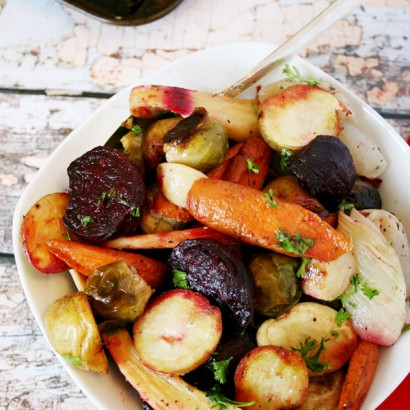 Oven-Roasted Vegetables | Tasty Kitchen: A Happy Recipe Community!