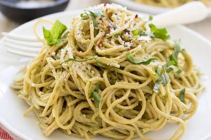 15-Minute Creamy Avocado Pasta | Tasty Kitchen: A Happy Recipe ...