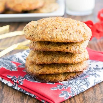 Banana Hazelnut Cookies | Tasty Kitchen: A Happy Recipe Community!