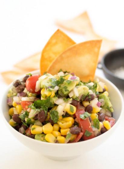 Avocado, Corn and Black Bean Salsa | Tasty Kitchen: A Happy Recipe ...