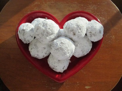 Mexican Snowballs Recipe — Dishmaps