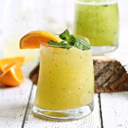 Tangerine Mint Whiskey Slush   Tasty Kitchen: A Happy Recipe Community ...