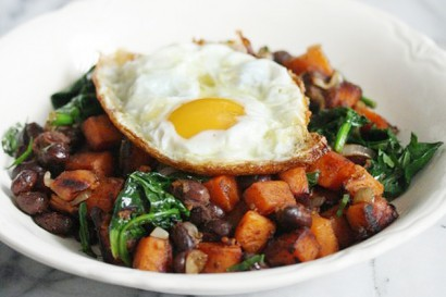 Mexican Sweet Potato Hash With Black Beans And Spinach Tasty Kitchen A Happy Recipe Community