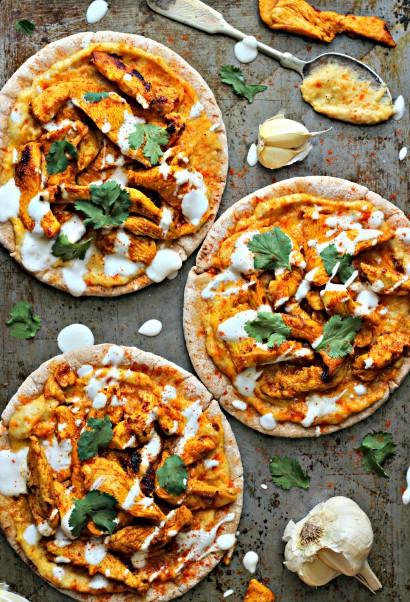 Chicken Shawarma With Hummus Pita Tasty Kitchen A Happy Recipe
