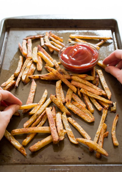 Crispy Baked French Fries | Tasty Kitchen: A Happy Recipe Community!