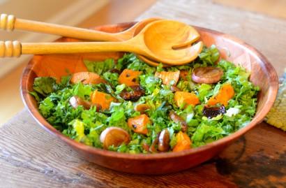 Sweet Potato & Caramelized Shallot Salad | Tasty Kitchen: A Happy ...