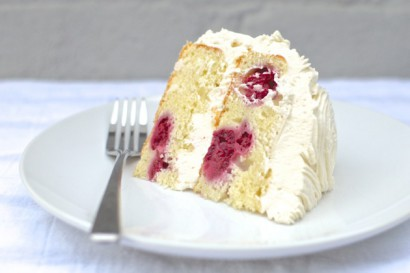 Raspberry Greek Yogurt Cake With Lemon Buttercream Tasty Kitchen A Happy Recipe Community