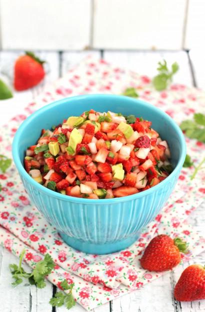 Strawberry Avocado Salsa | Tasty Kitchen: A Happy Recipe Community!