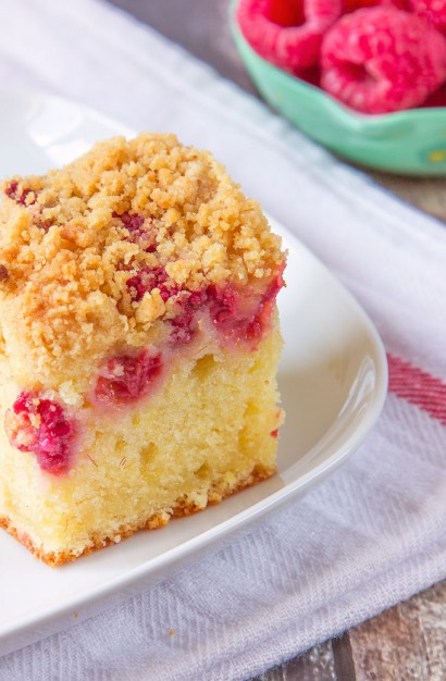 Raspberry and Lemon Crumb Cake | Tasty Kitchen: A Happy Recipe ...