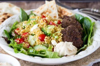 Mediterranean Quinoa Bowl | Tasty Kitchen: A Happy Recipe Community!
