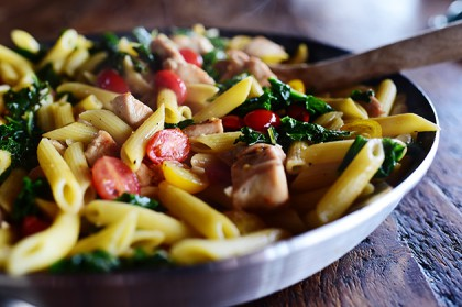 Chicken kale pasta the pioneer woman chicken kale pasta forumfinder Choice Image