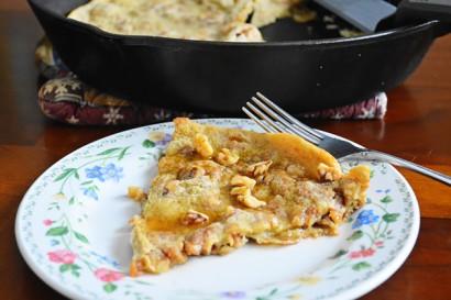Maple Walnut Dutch Baby   Tasty Kitchen: A Happy Recipe Community!