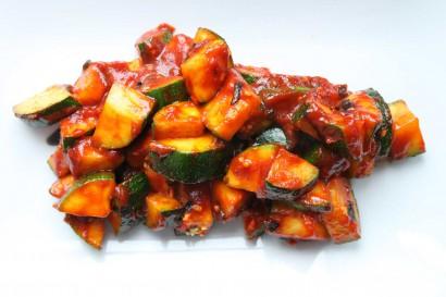 Korean Style Zucchini | Tasty Kitchen: A Happy Recipe ...  Korean Style Zu...