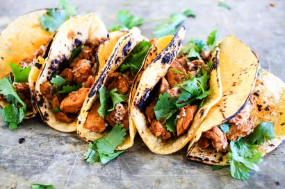 Chicken tacos tasty kitchen a happy recipe community for Pioneer woman fish tacos