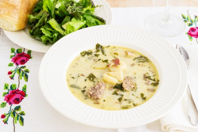 Italian Sausage and Kale Soup | Tasty Kitchen: A Happy Recipe ...