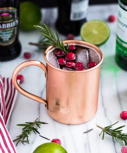 cranberry moscow mules tasty kitchen a happy recipe community. Black Bedroom Furniture Sets. Home Design Ideas