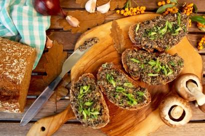 Russian Mushroom Caviar | Tasty Kitchen: A Happy Recipe Community!