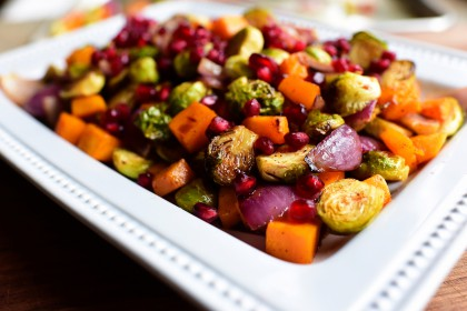 Brussel Sprout Recipes Roasted Thanksgiving Sides