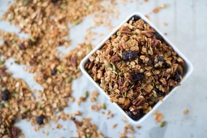 Cherry Pecan Coconut Granola | Tasty Kitchen: A Happy Recipe Community ...