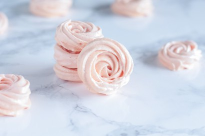 Rose Meringues | Tasty Kitchen: A Happy Recipe Community!