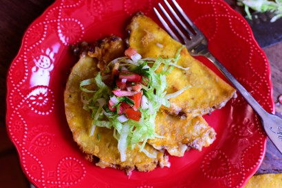 Taco quesadillas tasty kitchen a happy recipe community for Pioneer woman fish tacos