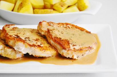 Pork Chops au Poivre | Tasty Kitchen: A Happy Recipe Community!