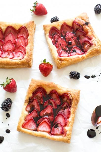 balsamic pie 610x458 1 thumb 625xauto strawberry balsamic custard tart ...