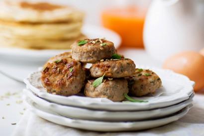 Homemade Sweet Italian Sausage Breakfast Patties | Tasty Kitchen: A ...