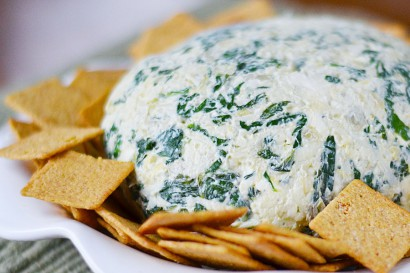 Spinach Artichoke Cheese Ball | Tasty Kitchen: A Happy Recipe ...