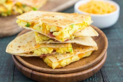 Image result for Simple Breakfast Quesadillas