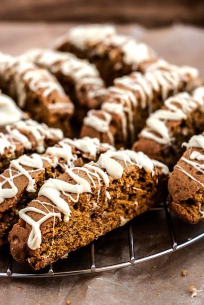 White Chocolate Pumpkin Pie Biscotti | Tasty Kitchen: A Happy Recipe ...