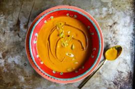 Carabaccia (Tuscan Onion Soup) Tasty KitchenA Happy Recipe