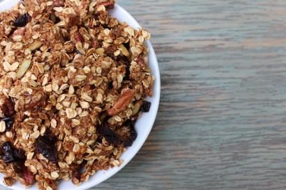 Eleven Madison Park Granola | Tasty Kitchen: A Happy ...
