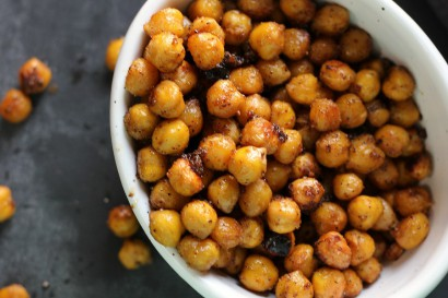 Spicy Roasted Chickpeas Tasty Kitchen A Happy Recipe